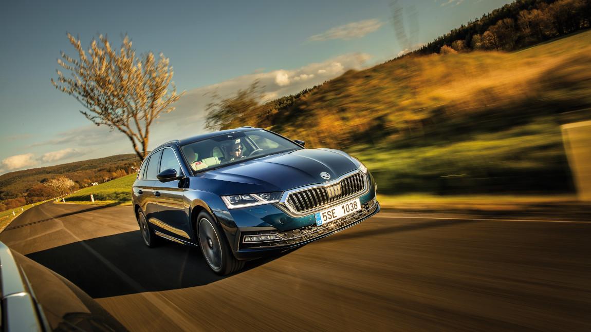 Škoda Octavia: Erste Ausfahrt mit dem Liebling der Massen