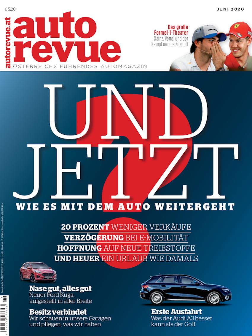 autorevue Magazin: Ausgabe 6/2020