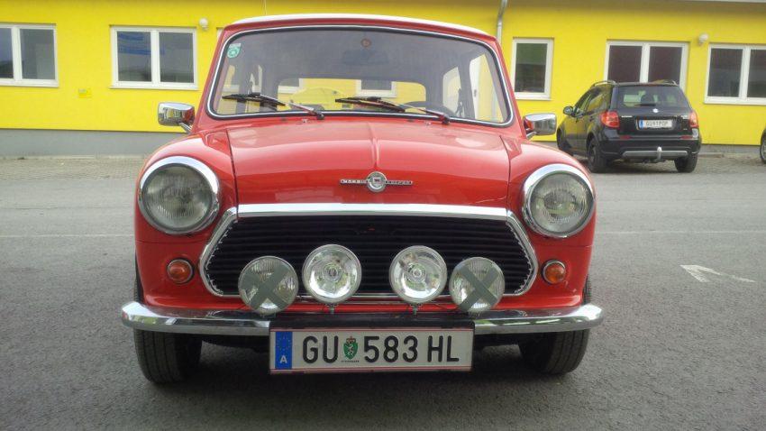 Austin Morris Mini 1000HL