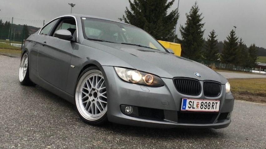 BMW 320i e92
