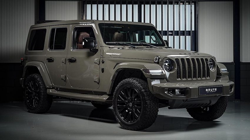 Jeep Wrangler BRUTE LKW 2,0 GME Aut.