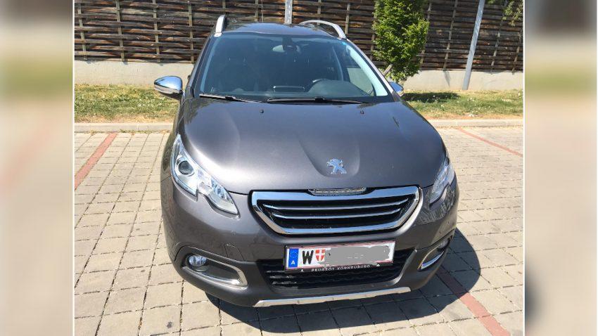 Peugeot Peugeot 2008 1,6 Blue HDI Allure