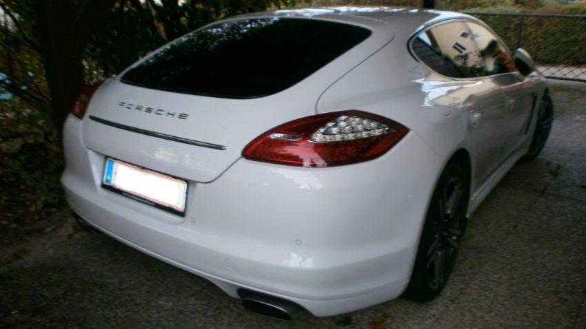 Porsche Panamera DSG