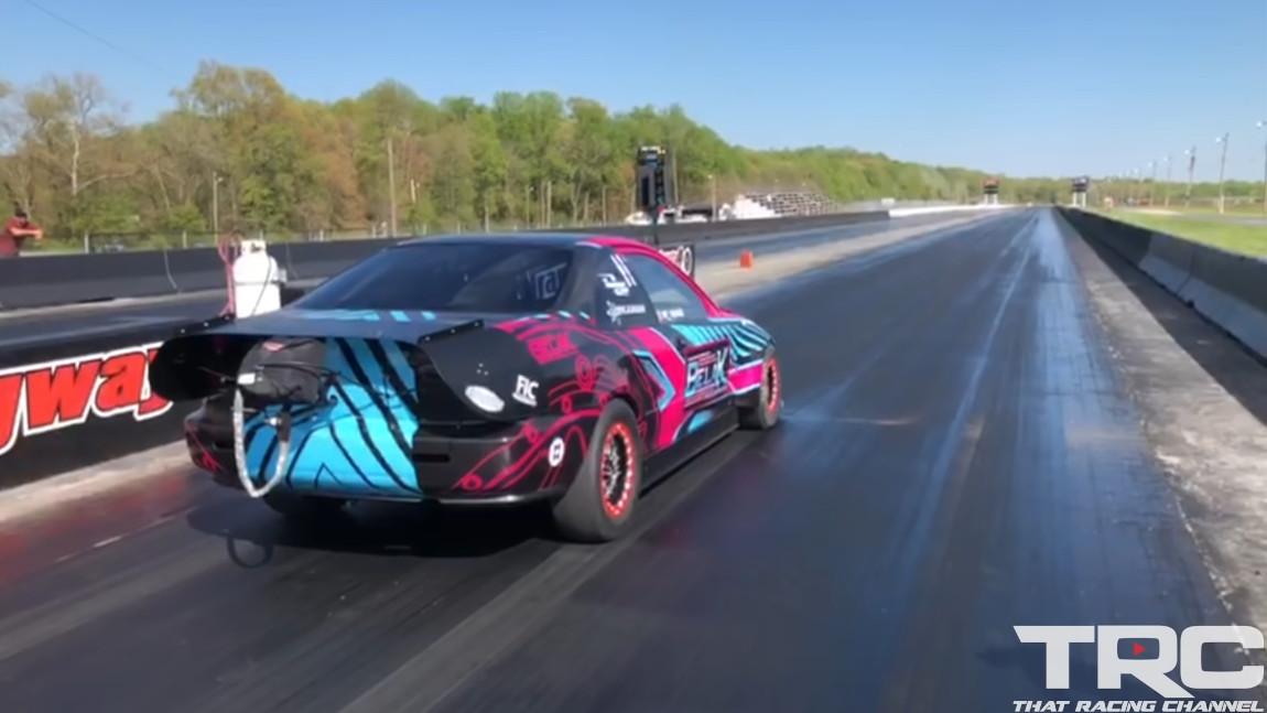 Rekord: Dieser Honda Civic sprintet in 1,1 Sekunden von 0 auf 96 km/h
