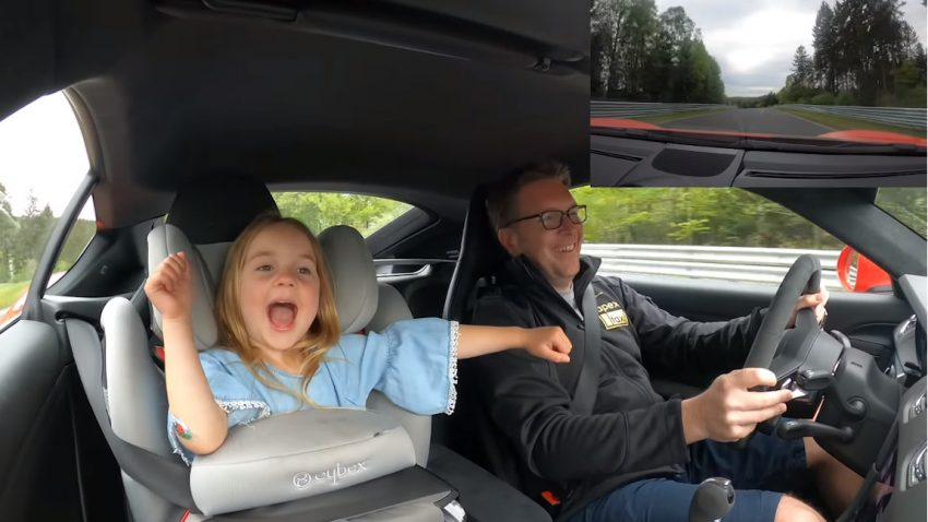 4 Jahre, 250 Runden am Nürburgring