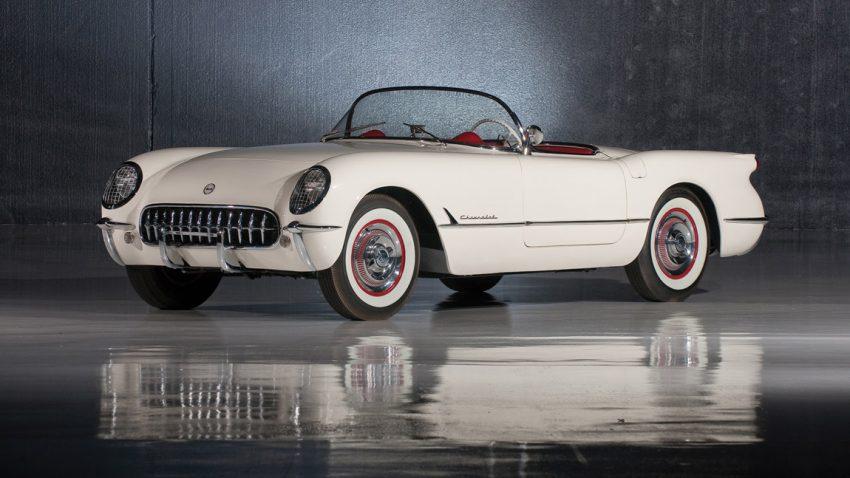 Die Anfänge der Corvette