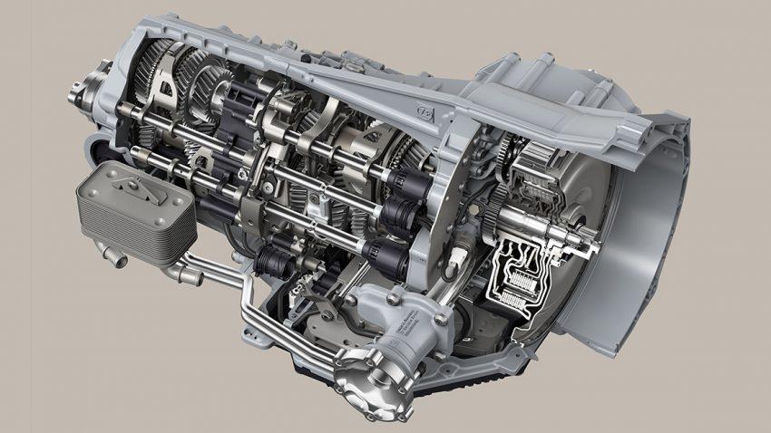 Wie funktioniert das Doppelkupplungsgetriebe?
