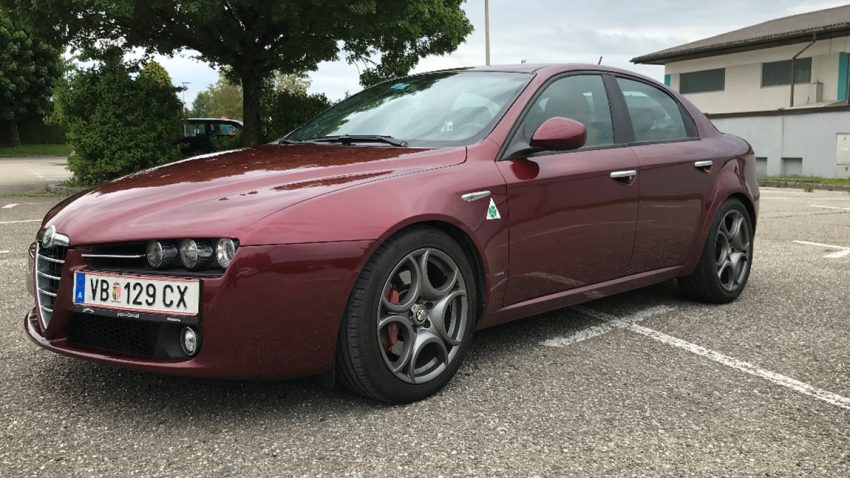 Alfa Romeo 159 TBI Berlina