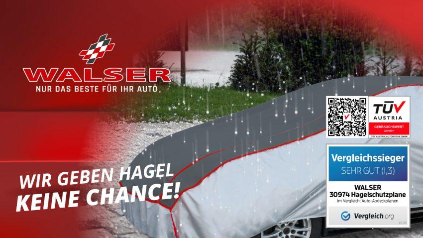 Gewinnspiel: Premium-Hagelschutz für jedes Auto!