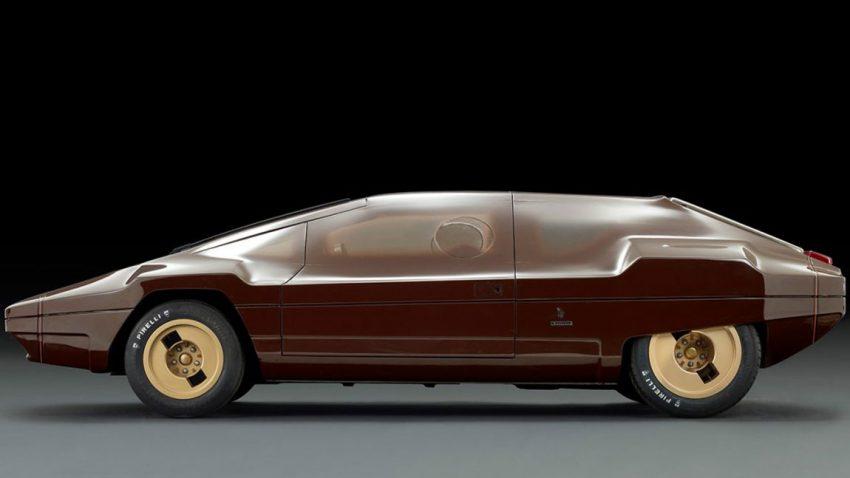 Lancia Sibilo, das großartigste Concept Car ever?