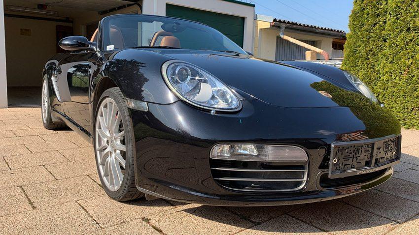 Porsche Boxster S (verkauft)