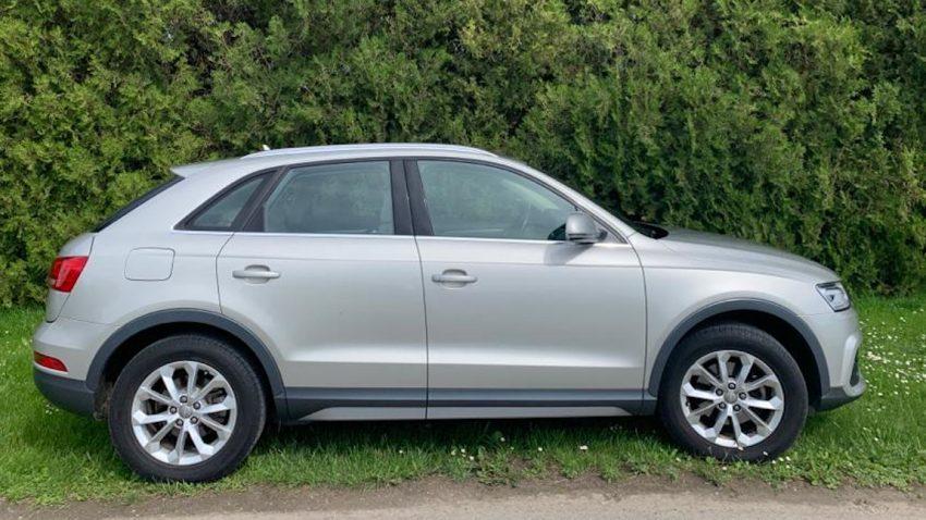 Audi Q3 2.0 TDI Design Quattro