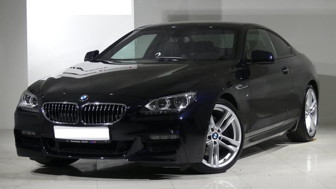 BMW 640i xDrive Coupe M Sport Edition Automat