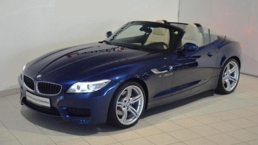BMW Z4 sDrive 28i M-Sportpaket