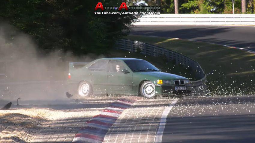 """""""Das war knapp"""", die Nürburgring-Edition"""
