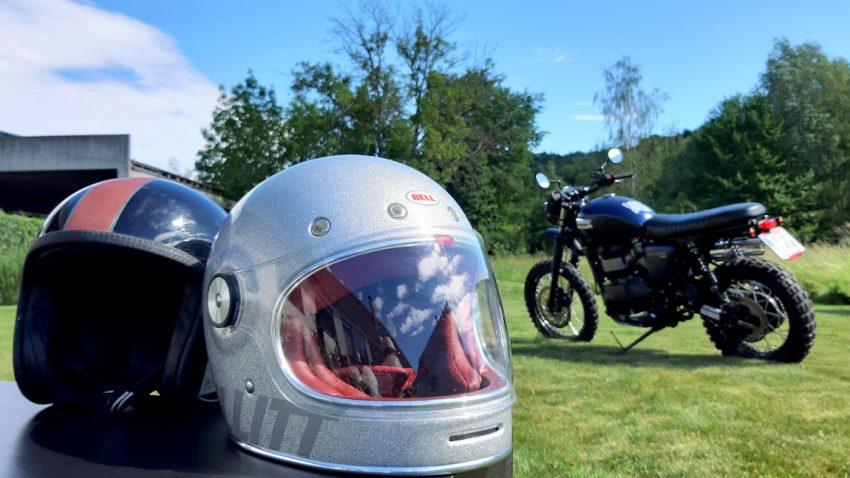 Motorradhelm-Ratgeber: Was man beim Kauf beachten muss