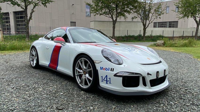 Porsche Carrera 991 4S