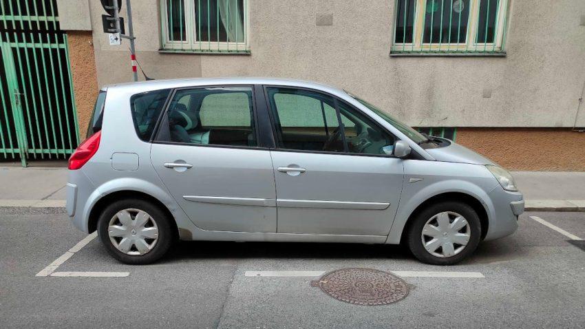 Renault Scenic (verkauft)