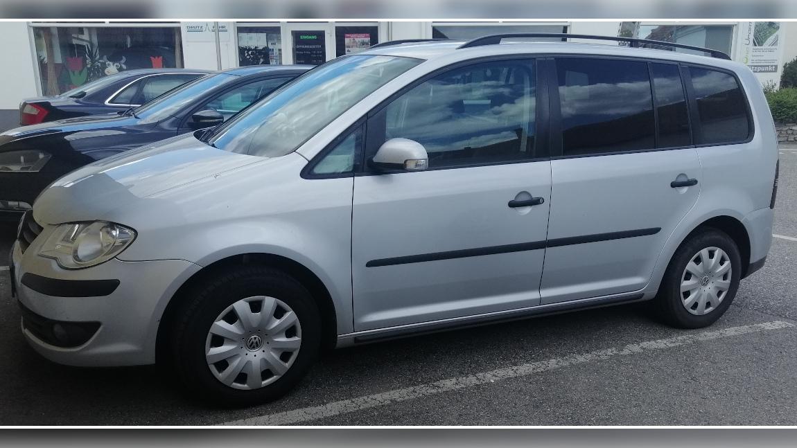 VW Touran Economy (verkauft)