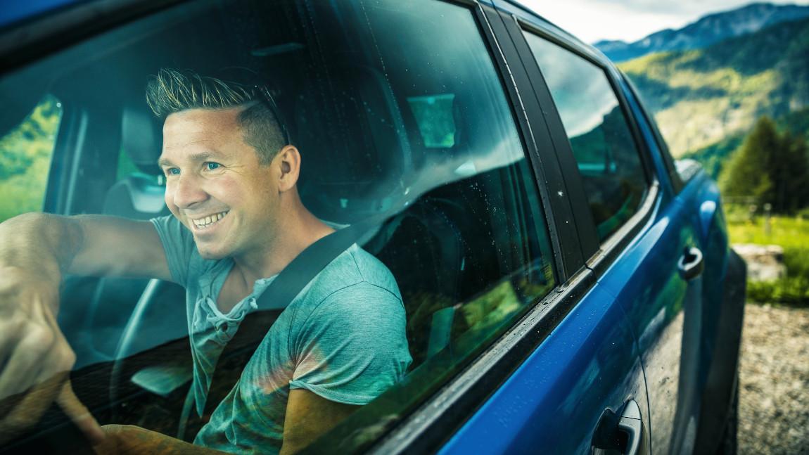 Racing Rookie 2020: Ausfahrt mit Patrick Winter und einem Ford Ranger Raptor