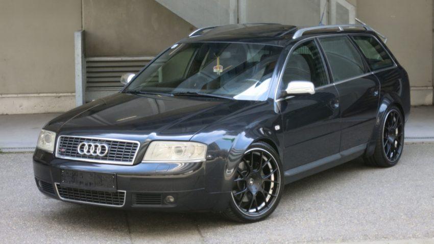 Audi A6/S6 Avant Aut.