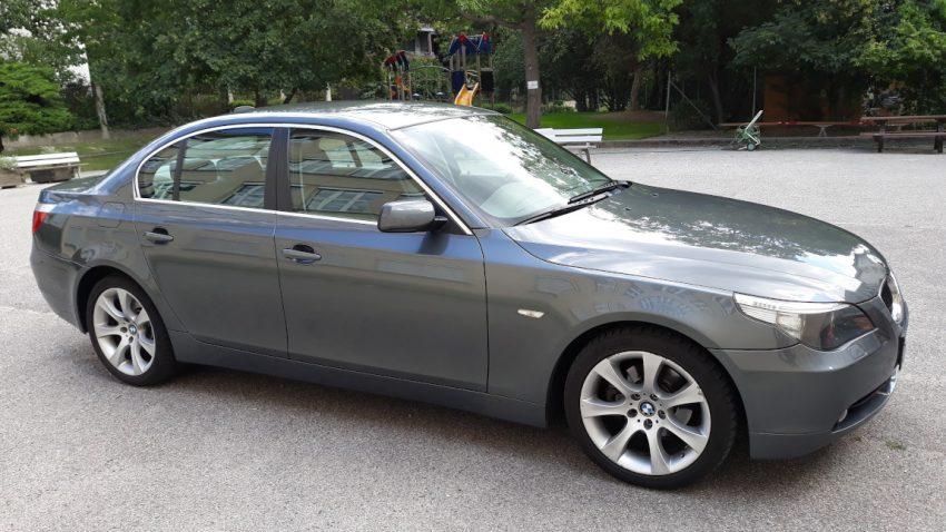 BMW 525d Aut. Limousine
