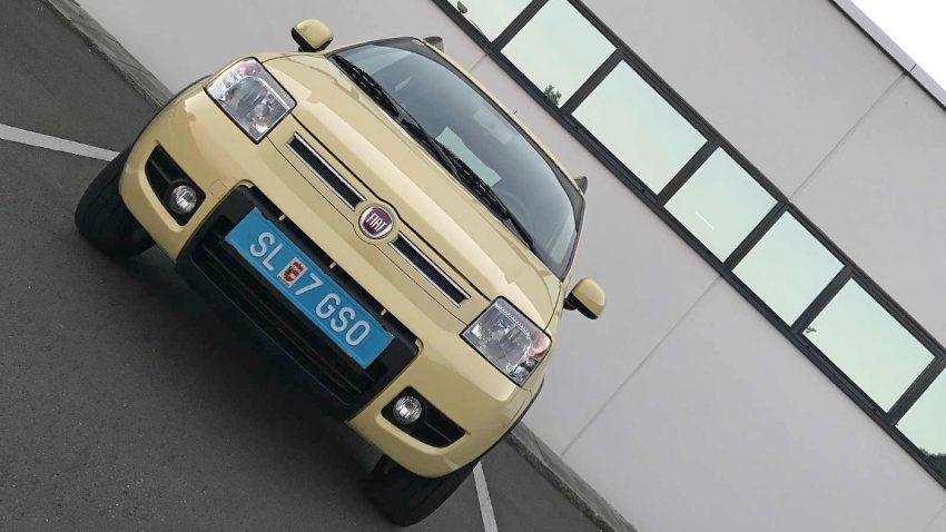 Fiat Panda Allrad 4x4 (verkauft)