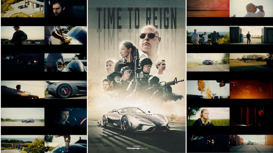 """Koenigseggs """"Mini-Blockbuster"""" mit dem Regera in der Hauptrolle"""