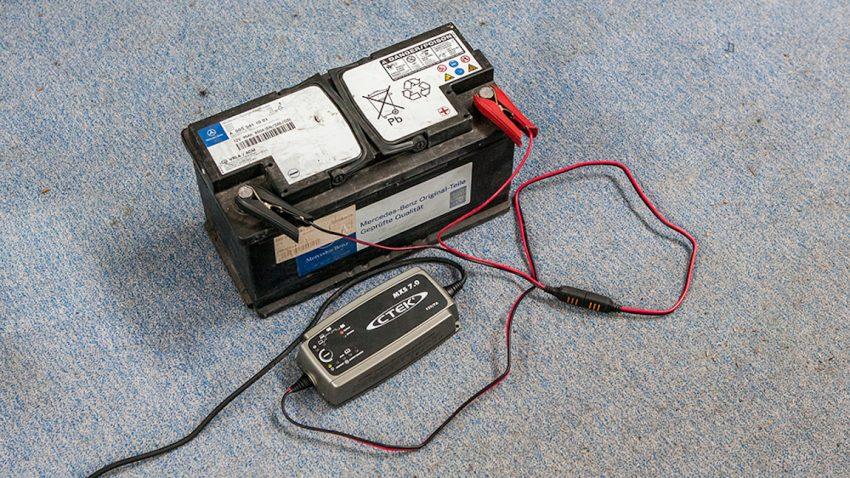Warum ist die Autobatterie leer?