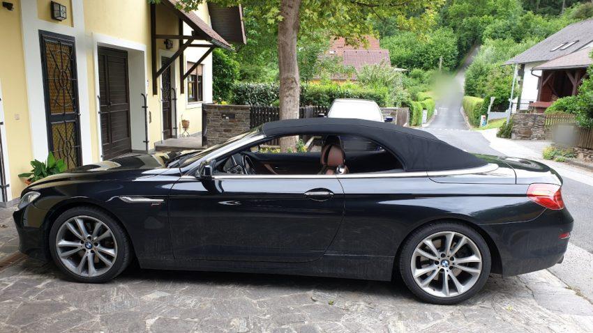 BMW 640i (verkauft)