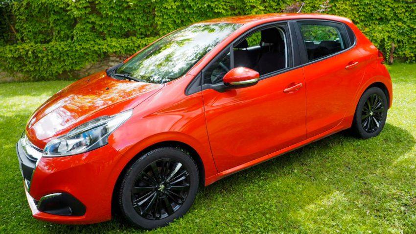 Peugeot 208 1,6 BlueHDi 100 S&S