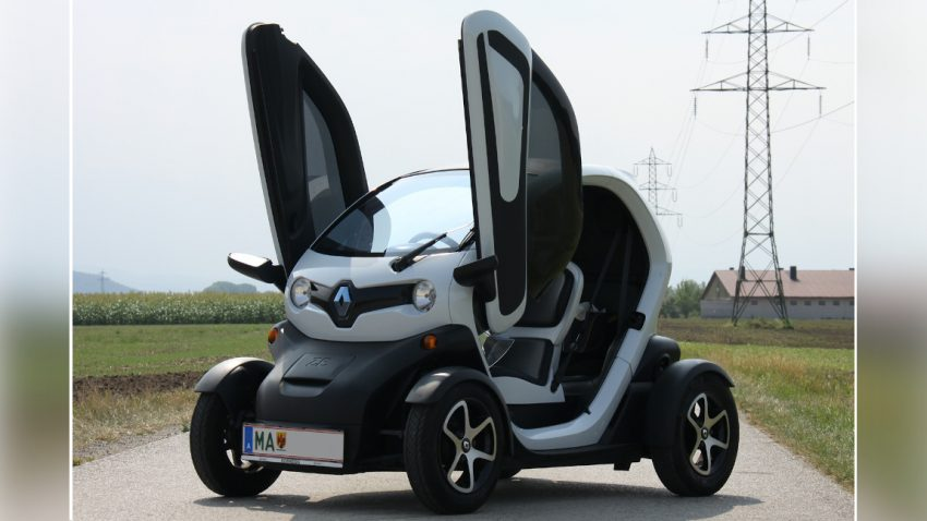 Renault Twizy Technic 80