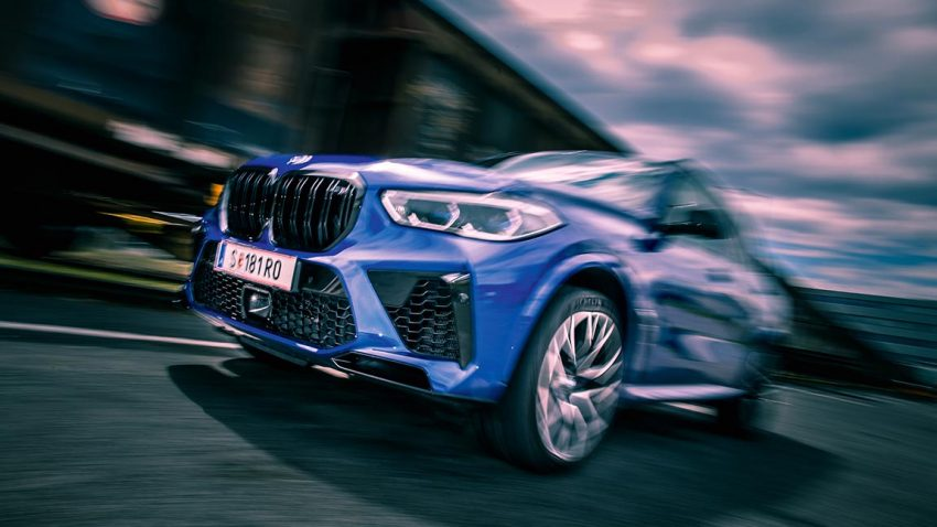 Krass! Der BMW X5 M Competition im Test