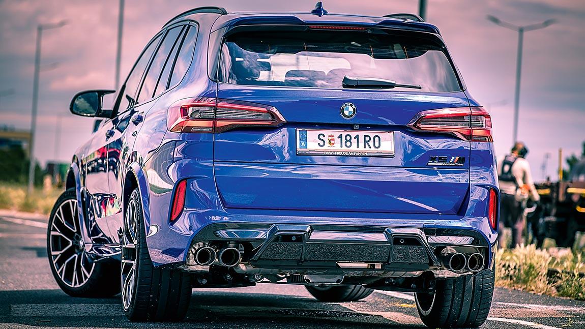 Krass Der Bmw X5 M Competition Im Test