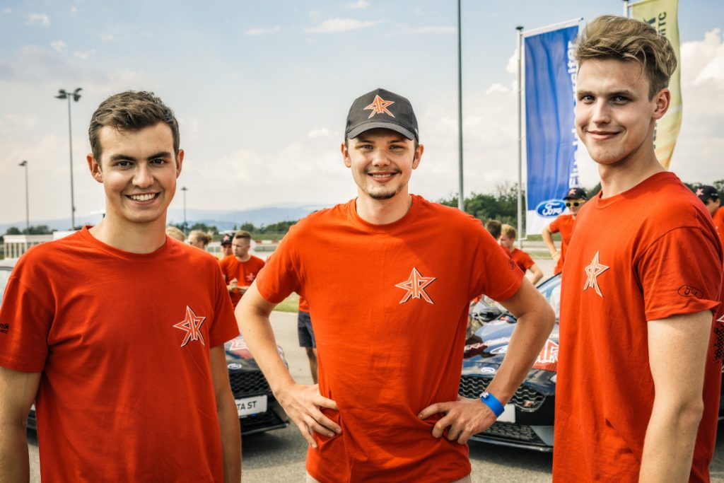 Racing Rookie 2020: Donnerwetter!