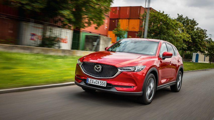 Mazda CX-5 im Test: In der Ruhe liegt der Saft