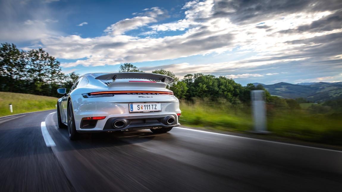 Porsche 911 Turbo S: Hätte, hätte, Nahrungskette