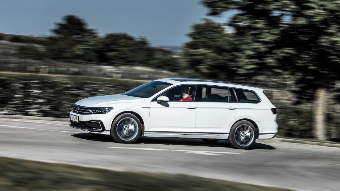 VW Passat GTE 1,4 TSI Plug-In-Hybrid: Ein Auto wie ein Auto