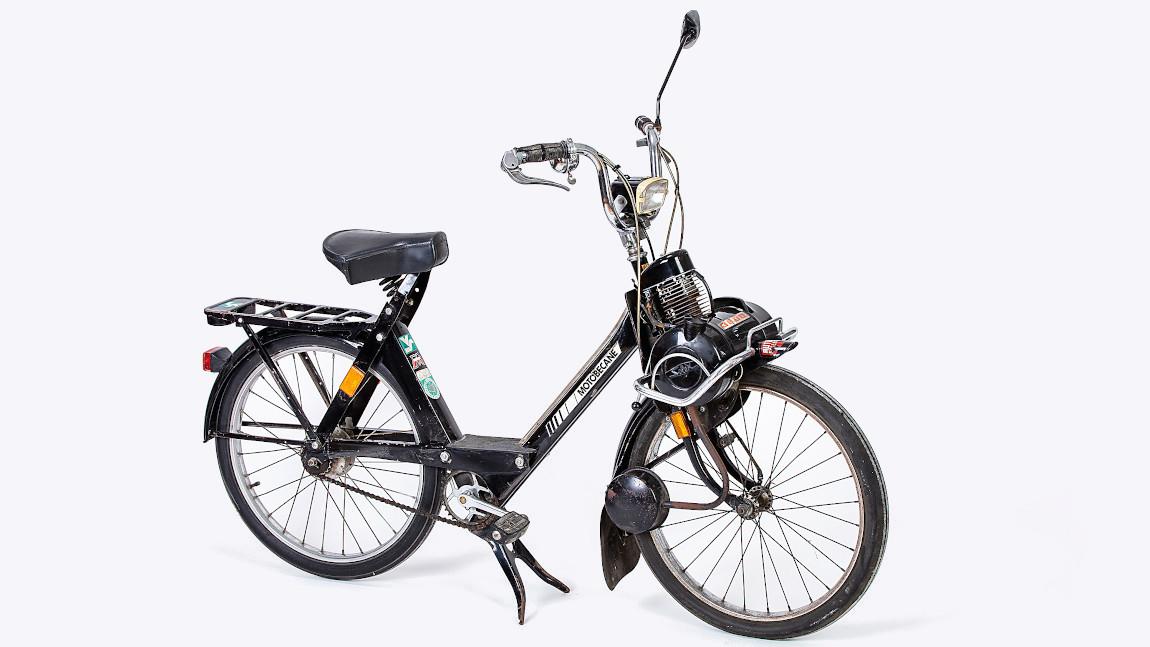 Kaufberatung Vélosolex: Existenzminimum