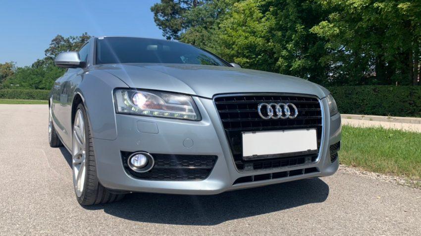Audi A5 2.0Tfsi S-Line Coupe