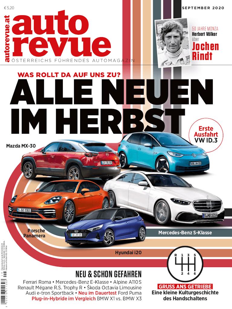 autorevue Magazin: Ausgabe 9/2020