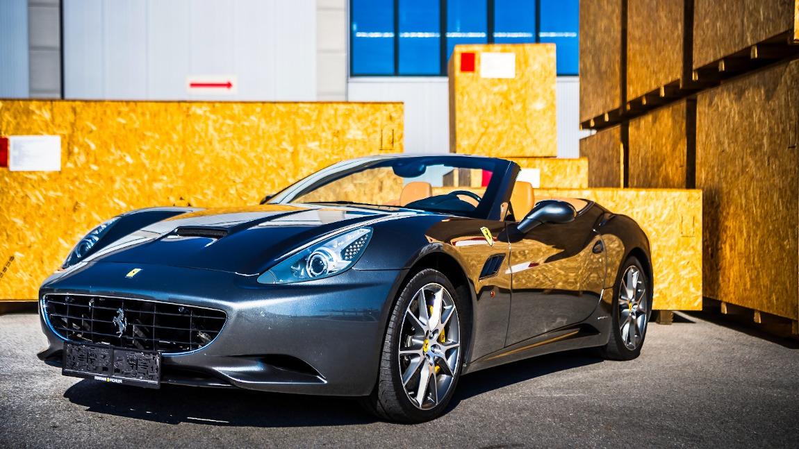Gebrauchtwagenmarkt: Ferrari California F1 zu verkaufen