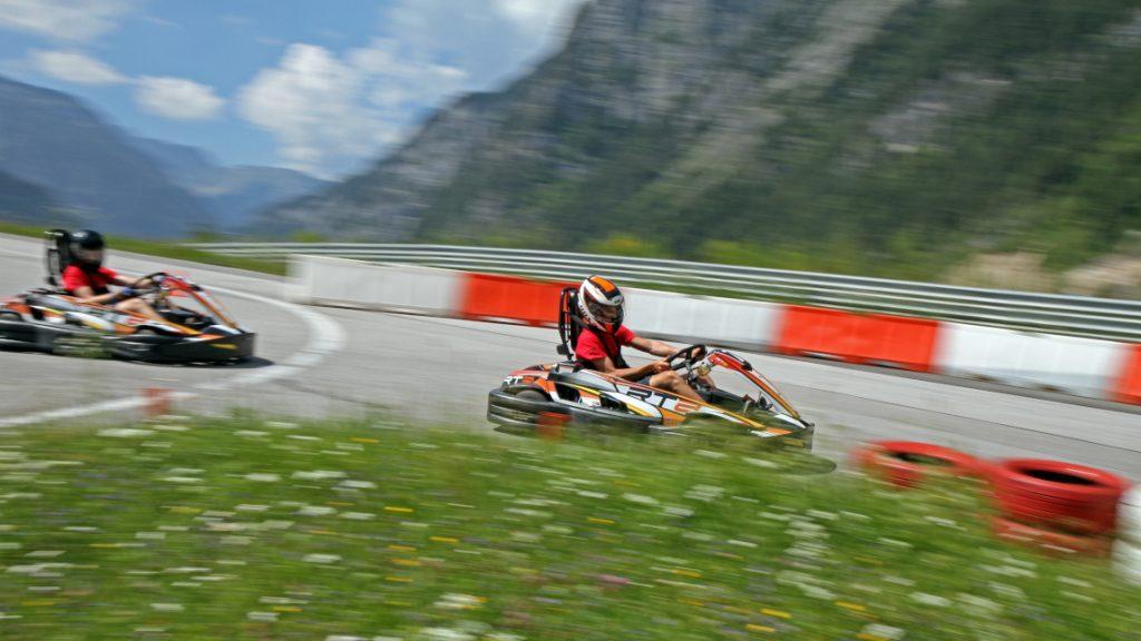 Racing Rookie 2020 in Saalfelden: Heiße Reifen