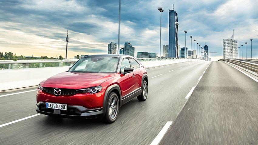Mazda MX-30: Bloß nicht  entkorken