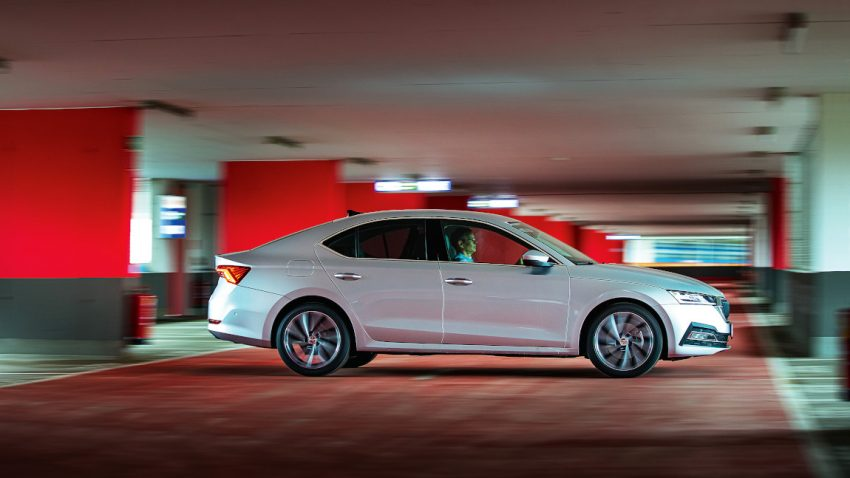 Škoda Octavia TSI ACT Premium: Angesagte Revolutionen finden innen statt