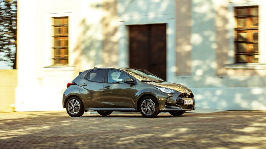 Toyota Yaris 1,5 Hybrid: Sparen ohne Not