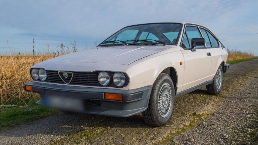 Alfa Romeo GTV Coupé (verkauft)