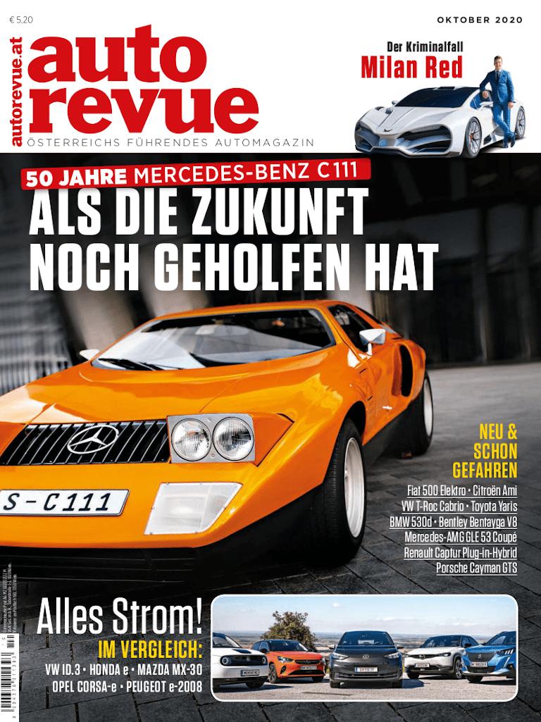 autorevue Magazin: Ausgabe 10/2020