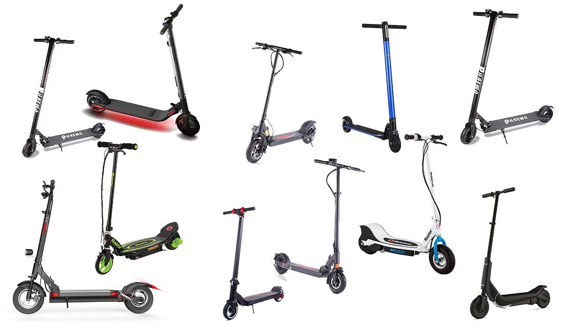 Die beliebtesten E-Scooter [Kaufberatung + Bestenliste]