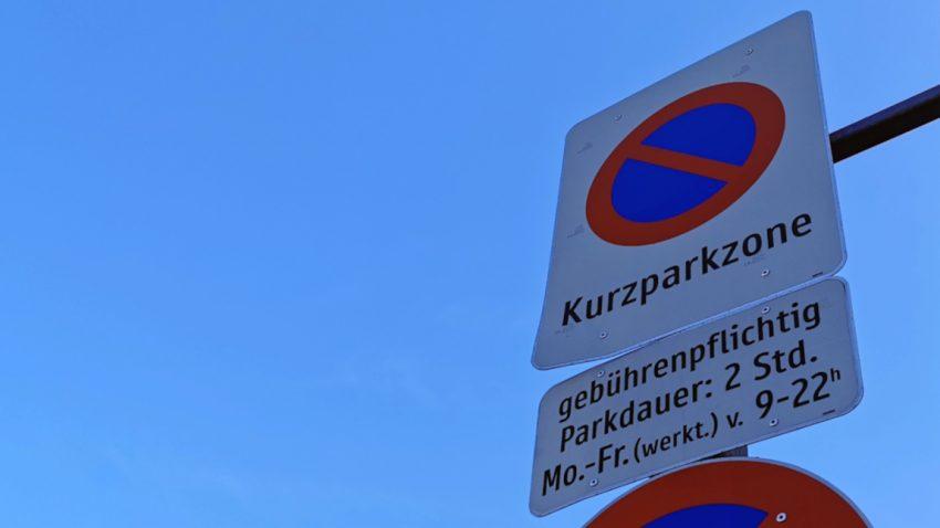 Kurzparkzonen, Parkgebühren und Uhrzeiten in Wien 2021